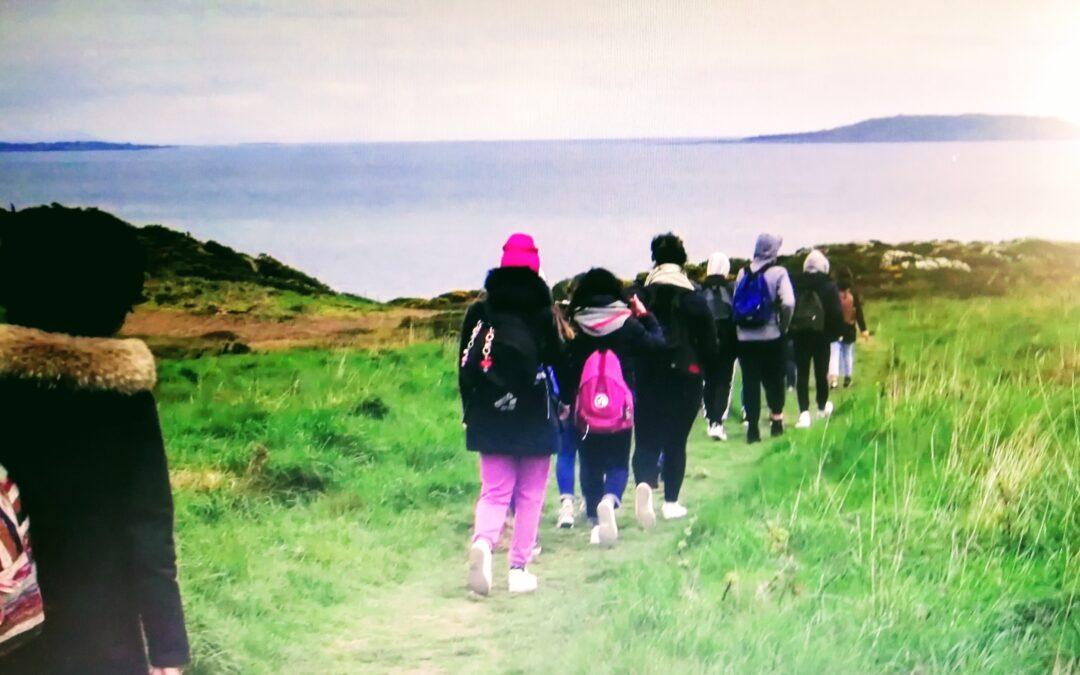 L'Irlanda della 3E linguistico. Il video