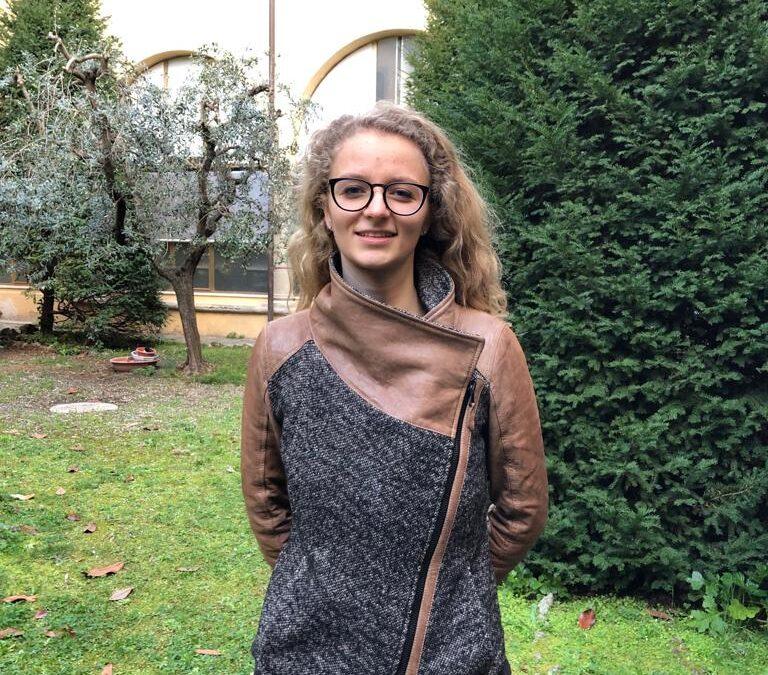 Matilde Pecchioli prima alle Olimpiadi delle Scienze