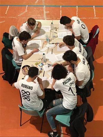 Olimpiadi di Matematica. Ad un passo da Cesenatico