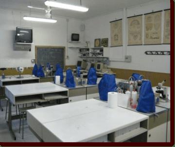 Laboratorio di Biologia e Meteo