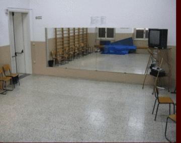 Palestra e attrezzature sportive ITCS Pacini Pistoia
