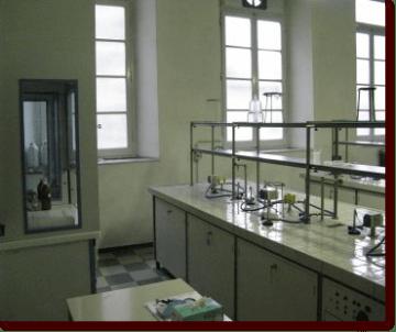 Laboratorio di Biochimica ITCS Pacini Pistoia