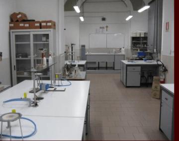 Laboratorio di Scienza della Materia ITCS Pacini