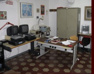 Sala Audiovisivi ITCS Pacini Pistoia