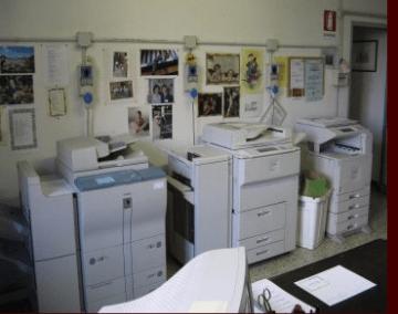 Centro Stampa ITCS Pacini Pistoia