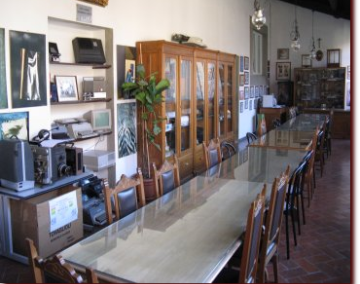 Sala Museo ITCS Pacini Pistoia