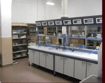 Laboratorio di Chimica Organica e Analitica ITCS Pacini Pistoia