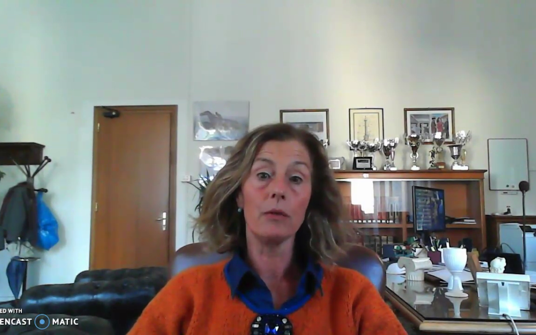 Nuovo video dalla Dirigente scolastica
